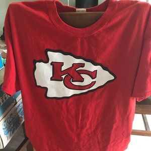 KC Chiefs Mahomes T shirt.